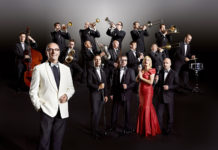 Оркестр Гленна Миллера 80-летний юбилей отметит в Москве
