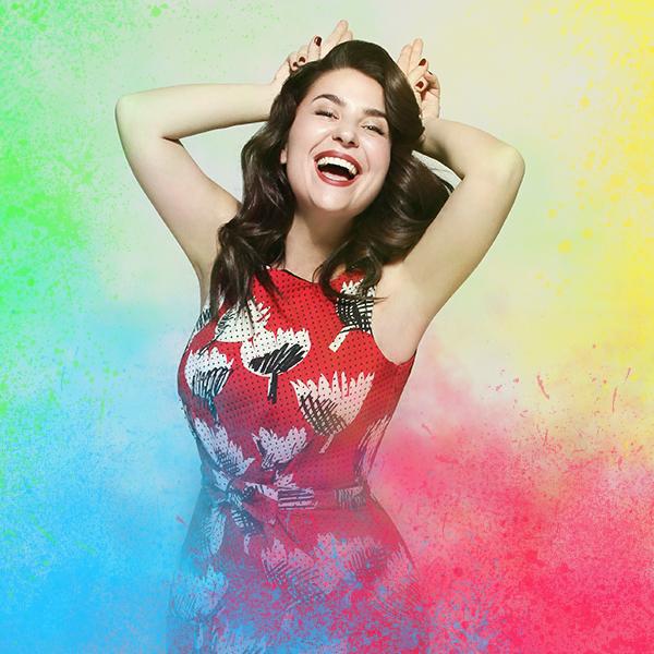 Певица ASET удивила поклонников фотопроектом «В одном лице»