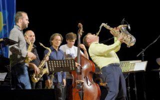 Летний фестиваль в Зимнем театре - «Акваджаз. Sochi Jazz Festival»