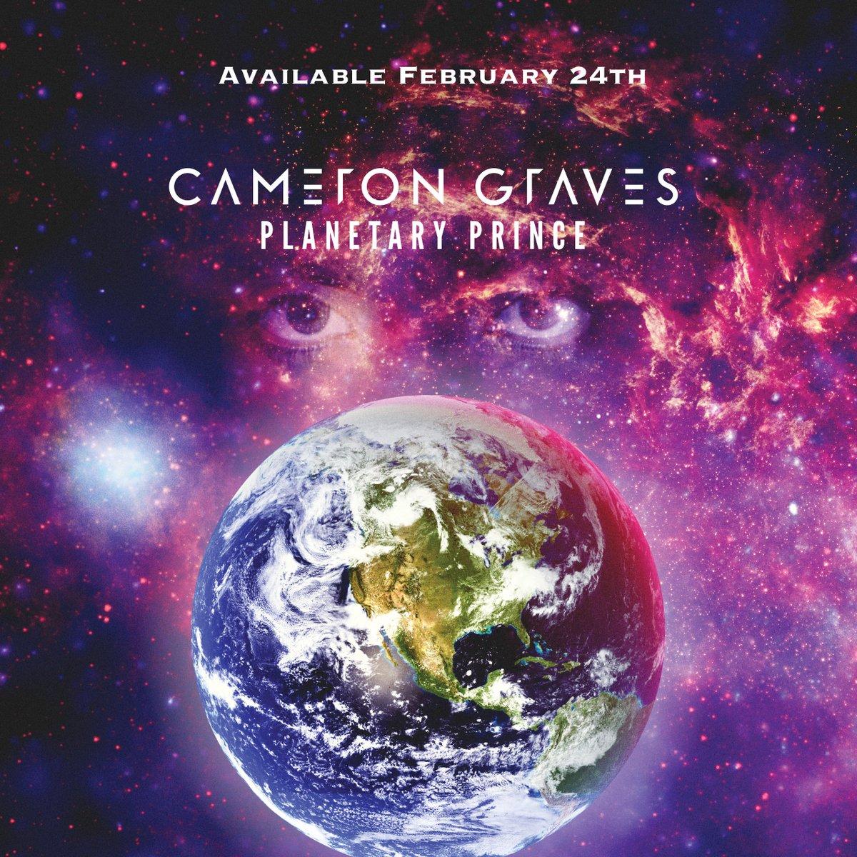 Cameron Graves Альбом Planetary Prince