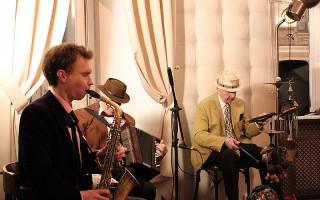 Green Total Jazz салонный джаз в Петербурге