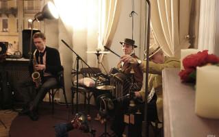 салонный джаз в Петербурге