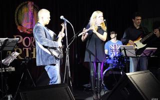 Леха Охтинский Project band - джаз на русском