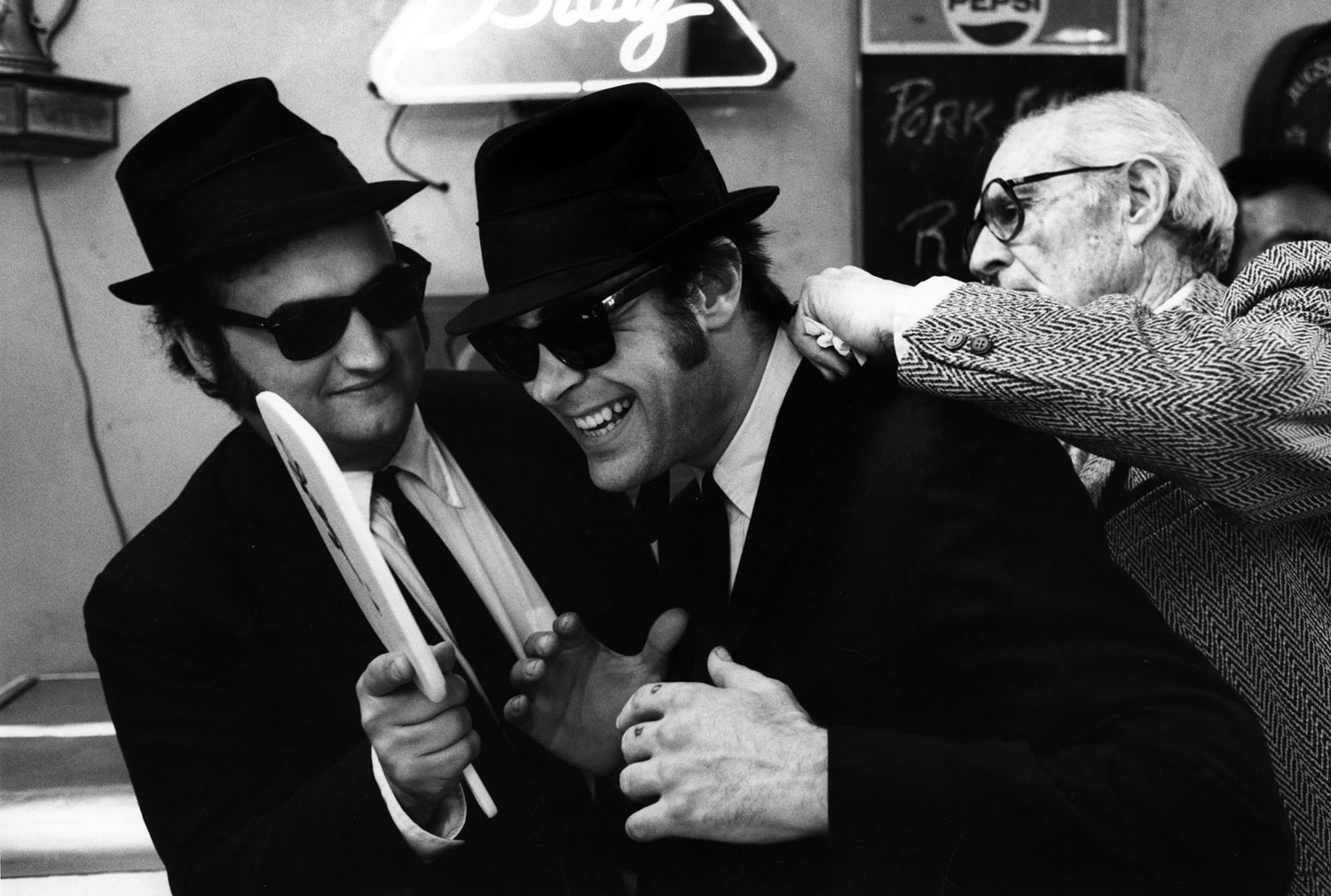 История оригинальных The Original Blues Brothers Band