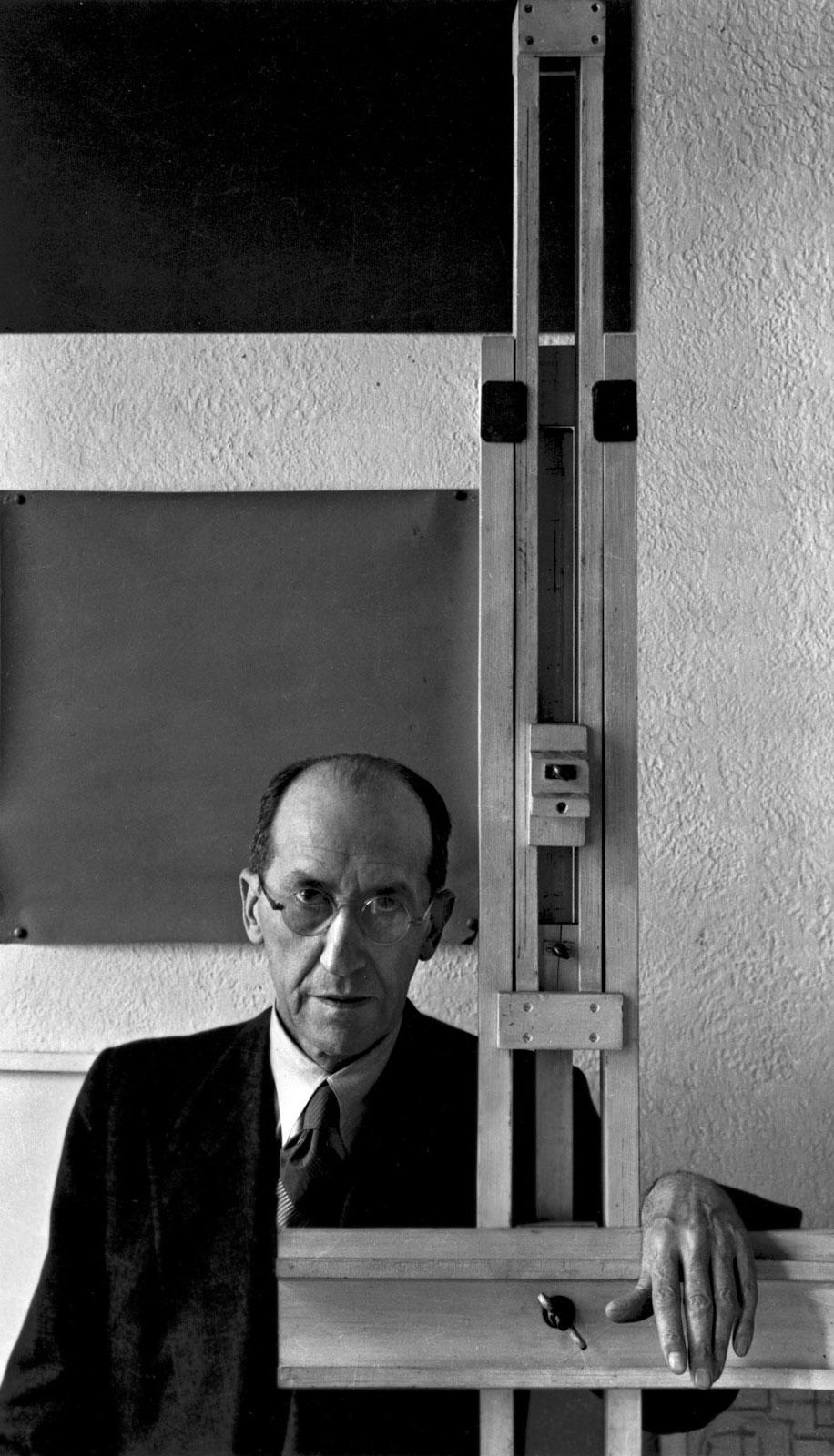 Пит Мондриан (Piet Mondrian)