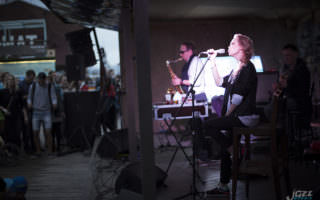Roof Music Fest Саша Алмазова и Non Cadenza Trio