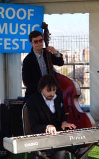Roof Music Fest Квартет Константина Хазановича