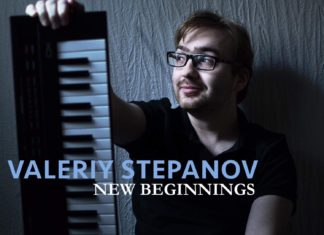 Альбом Valeriy Stepanov – New Beginnings (2017)