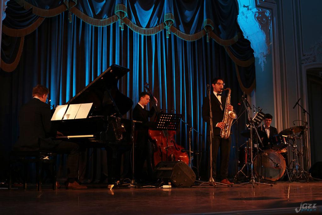 Петербургские вечера джаза - Real Jazz Quartet