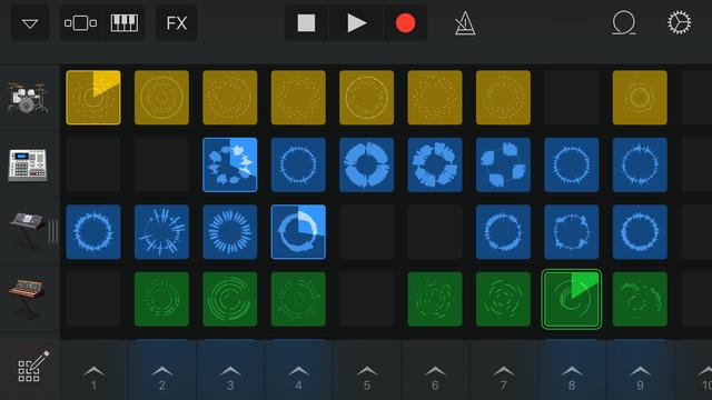 GarageBand - 5 мобильных приложений для музыкантов по версии JazzPeople