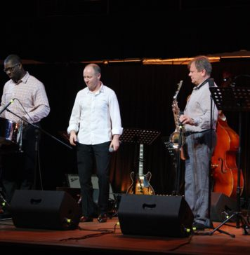 Юбилейный концерт Олега Бутмана в Петербурге JazzPeople