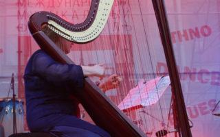 «Петроджаз» 2016 - джазовая арфа из Италии