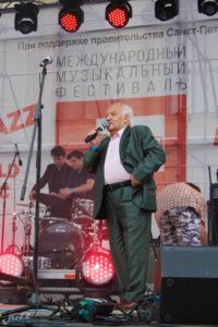«Петроджаз» 2016 Владимир Фейертаг