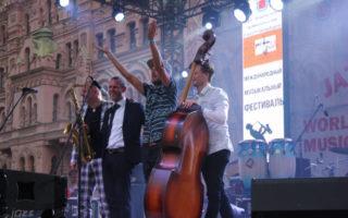 «Петроджаз» 2016 - квартет Яна Харбека