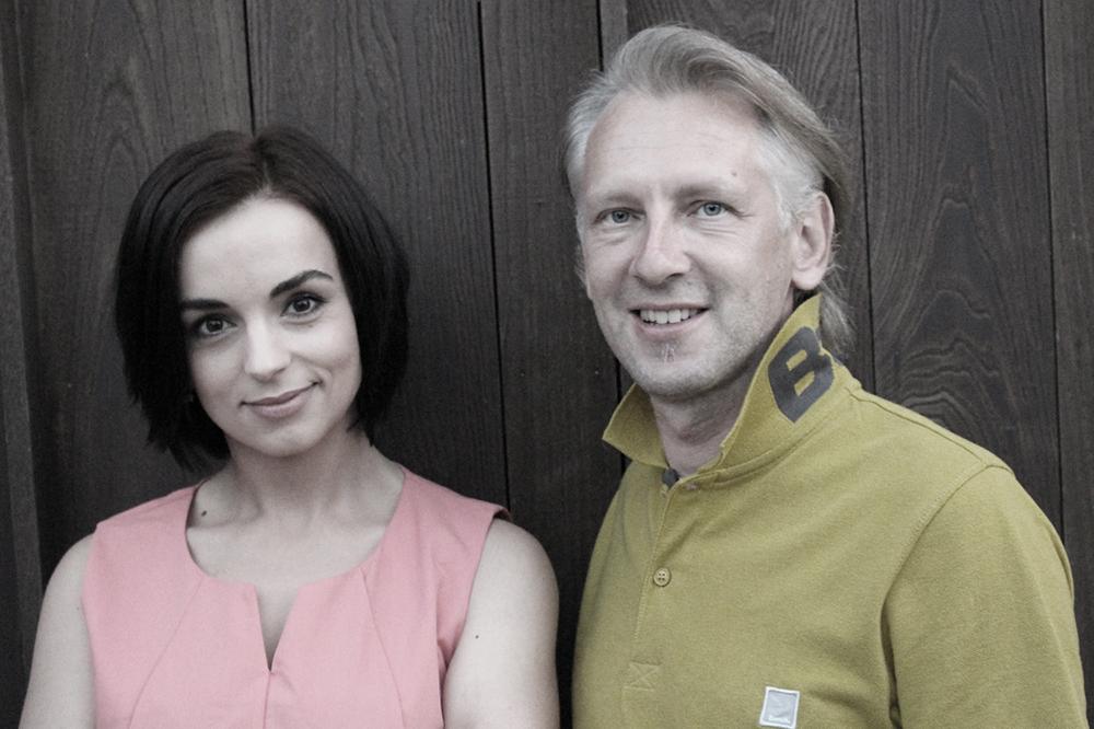 Эстонский секстет Tanel Ruben & Victoria