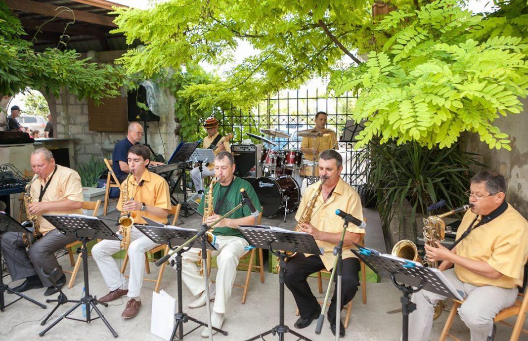 Green Jazz Fest: джазовые вторники в «Зеленой Пирамиде»
