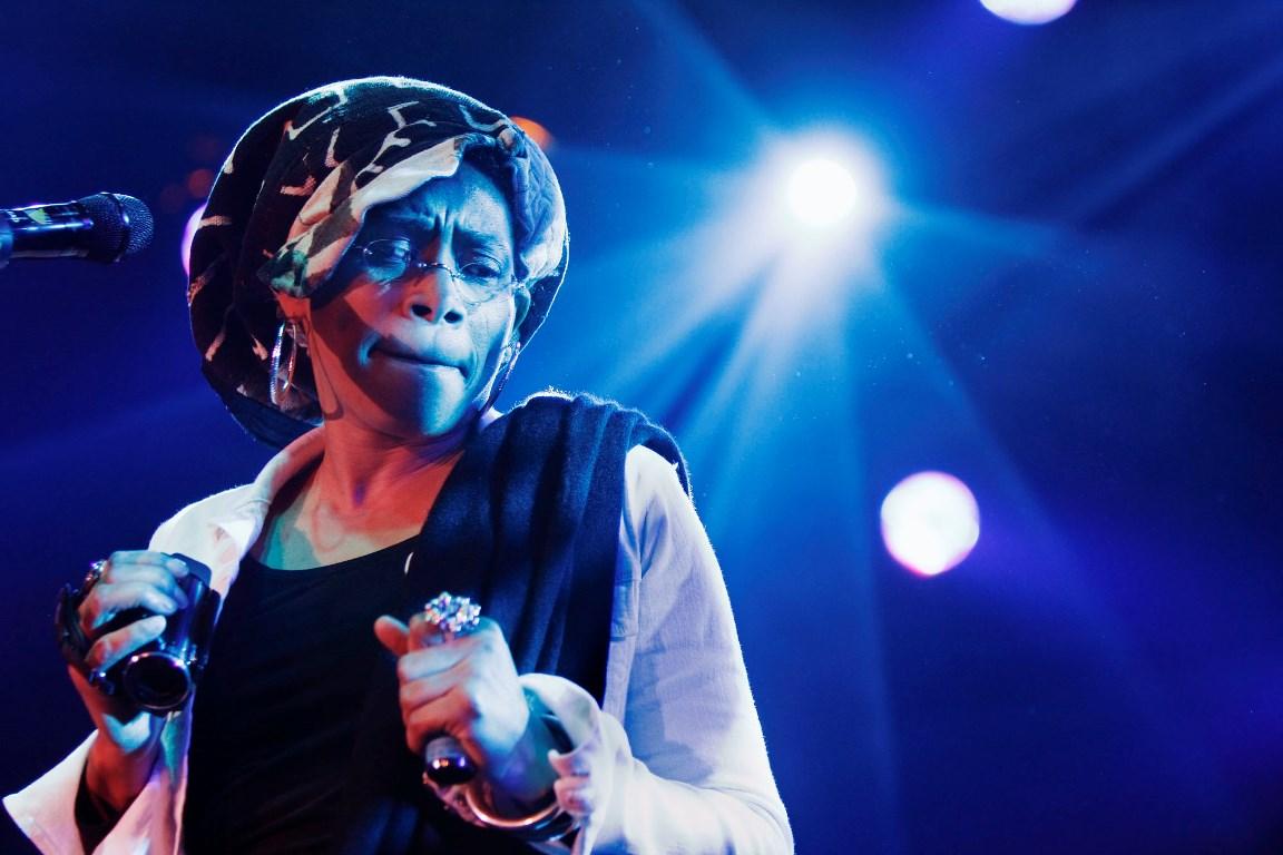 Рейчел Феррелл: живая легенда вокала JazzPeople